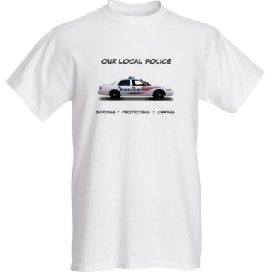 OUR LOCAL POLICE