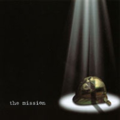 """""""The Mission"""" CD"""