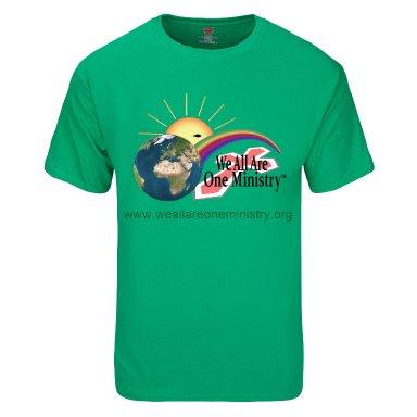 Kelly Green Short Sleeved T-Shirt