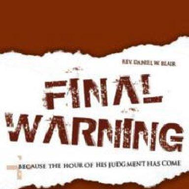 Final Warning (Paperback)