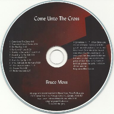 Come Unto The Cross