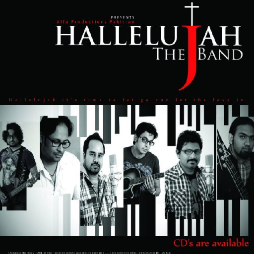 Hallelujah The Band Pakistan