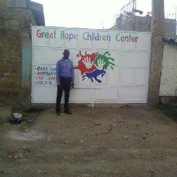 GREAT HOPE CHILDREN CENTER KENYA