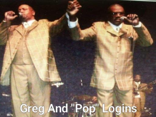 Greg Logins And Revival