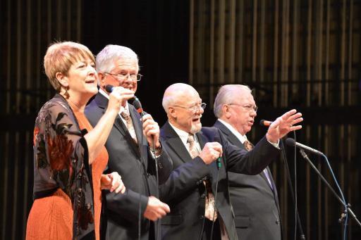 Knoxville's Own Southern Gospel Quartet