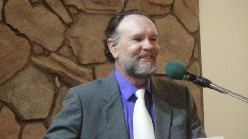 Rev Chuck Loubert