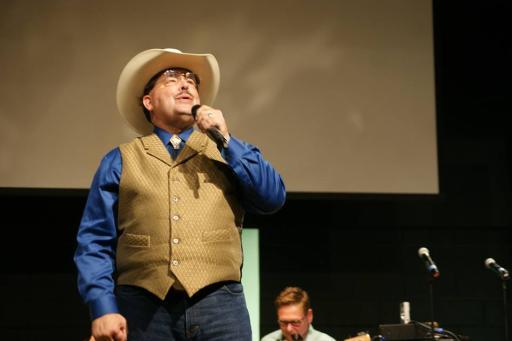 Jim Sheldon The Positive Cowboy