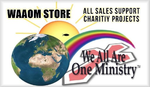 We All Are One Ministry, Inc (WAAOM) - Sales