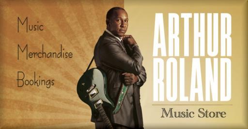 Arthur Roland - Music Store