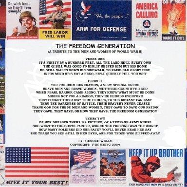 THE FREEDOM GENERATION