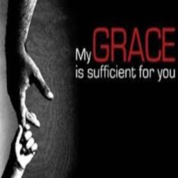 """My Grace Is Sufficient For You"""