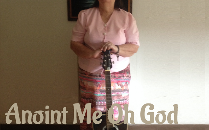 Anoint Me Oh God - Rosalee Moore