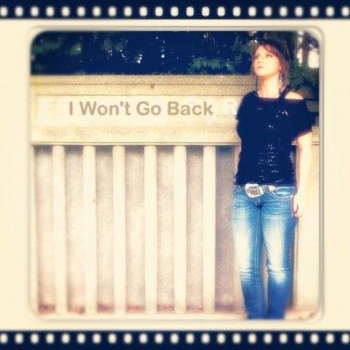 I Won't Go Back