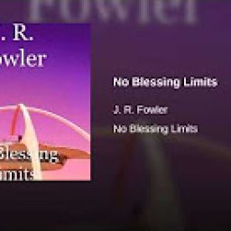 NO BLESSING LIMITS
