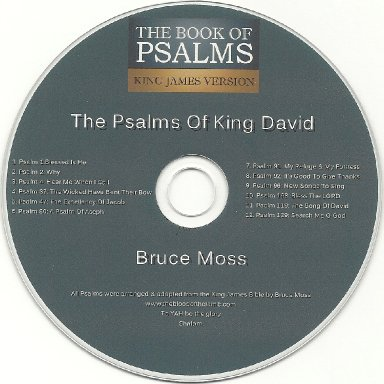 09 Psalm 96  New Songs To Sing
