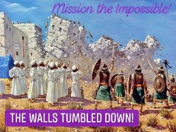 Mission The Impossible