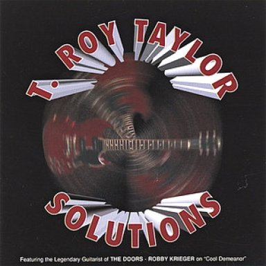 Mr. Cool Demeanor - T. Roy Taylor