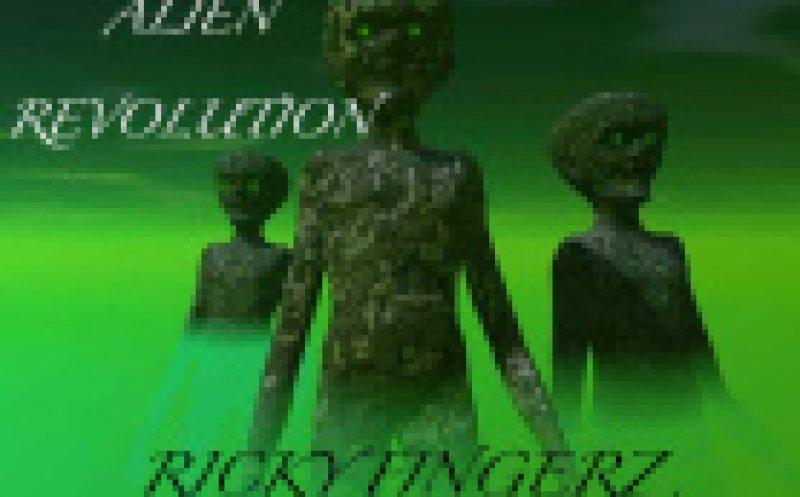 Alien by RickyFingerz