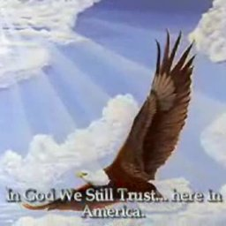 Here In America-In God We Still Trust