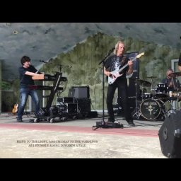 """Sweet Crystal """"Even Now"""" LIVE AT ST.JOHNS MINT FESTIVAL"""