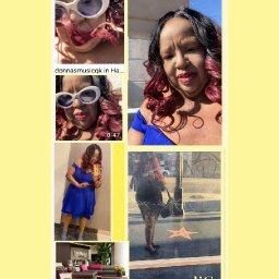 deejaniccaG. - PROMO donnasmusicqk in Hawthorne California Video 2 LA LIVE 2021