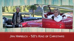 Jan Harbuck - 50's Kind of Christmas